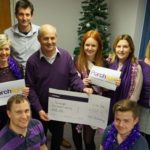 NCS goes purple for Porchlight