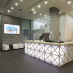 Digital Signage for reception areas