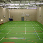 Sports Halls LED Lighting Solutions